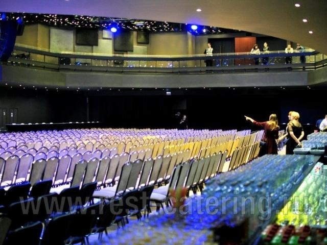 Фуршет на 800 человек. Арбат холл