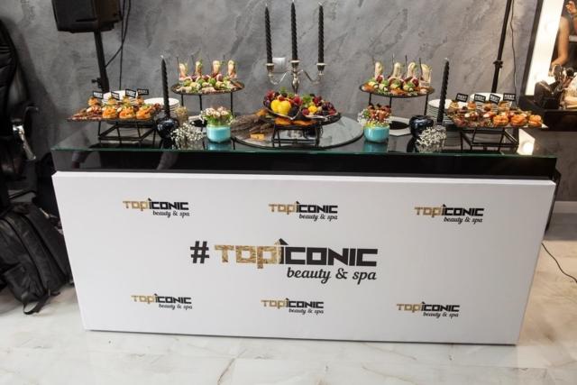 Открытие салона красоты TOPICONIC