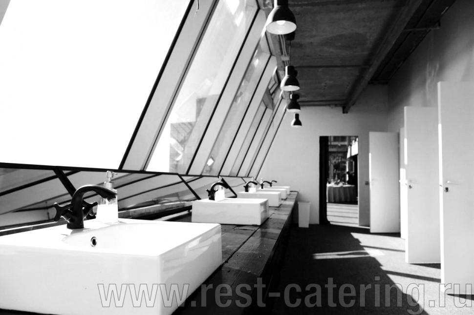 Loft-пространство в «Москва-сити»