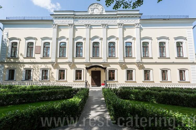 Усадьба в центре Москвы